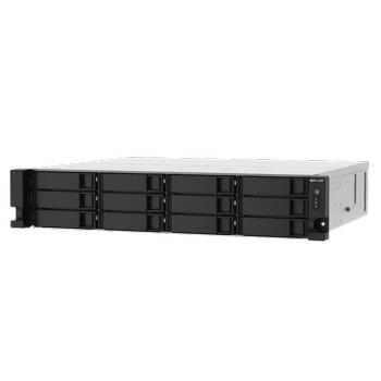 QNAP TS-1253DU-RP 12 YUVA NAS DEPOLAMA ÜNÝTE(4GB)