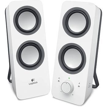 Logitech 980-000811 Z200 5W Beyaz 1+1 Speaker Hoparlör