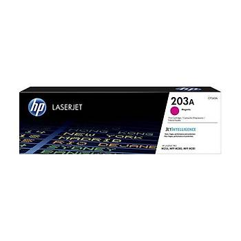 HP 203A Magenta Kýrmýzý 1.300 Sayfa Toner CF543A