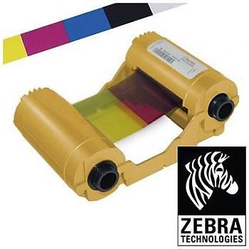 Zebra 800033-340 Renkli Ribbon Zxp3 Ymcko