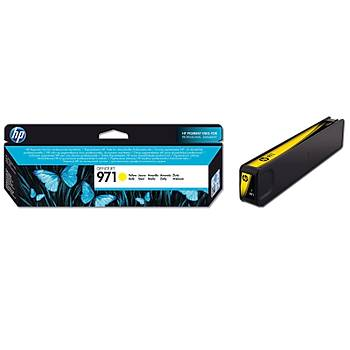 HP 971 Yellow Sarý 3.000 Sayfa Kartuþ CN624A