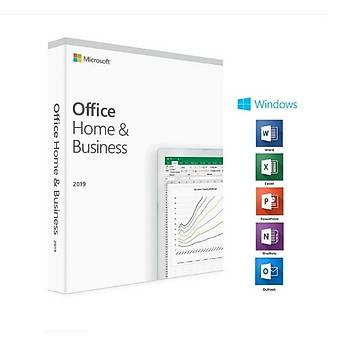Microsoft Office 2019 Home And Business Ýngilizce Kutu - T5D-03219