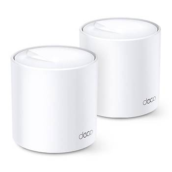 Tp-Link DECO X20 2Li Wi-Fi 6 AX1800 Tüm Evi Kapsayan Mesh Wifi Sistemi
