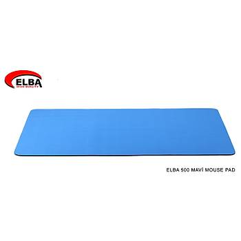 Elba 500 Mavi Mouse Pad (500-300-2)