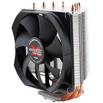 Zalman CNPS11X PERFORMA 120MM V-Tipi Çift Isý Cpu