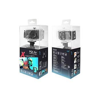 PQI 6VAA-V100 1080p Aksiyon Air Video Kamera aksiyon kamera