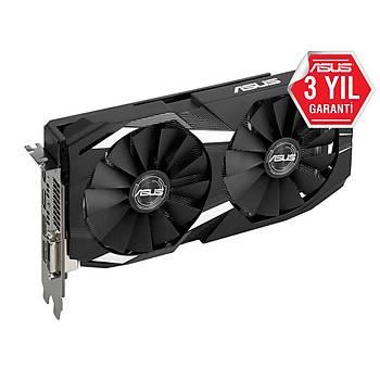 Asus Dual Radeon Rx 580 Oc Edition 8Gb Gddr5 256Být Dvý 2Hdmý 2Dp Ekran Kartý