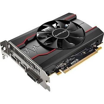 Sapphire RX 550 2GB PULSE 11268-21-20G GDDR5 64bit HDMI DVI DisplayPort PCIe 16X v3.0 Ekran Kartý