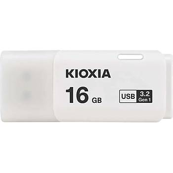 Kioxia 16GB U301 Beyaz USB 3.2 Gen 1 Bellek