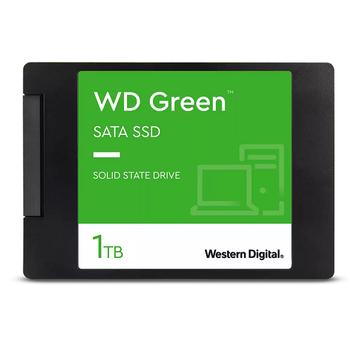 """1TB WD GREEN 2.5"""" WDS100T2G0A 545MB/s SSD"""