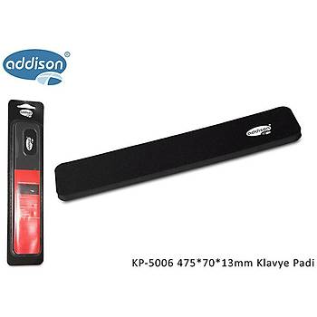 Addison KP-5006 475x70 13mm Klavye Padi Bilek Desteði
