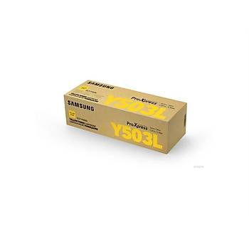 Samsung Y503L Yellow Sarý 5.000 Sayfa Toner SU493A