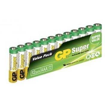 Süper Alkalin LR03 AAA Boy Ýnce Kalem Pil 20li Paket GP24A-2VS20