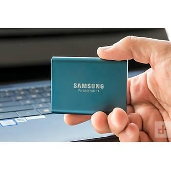 Samsung T5 250 Gb Usb3.1 Tasýnabýlýr Ssd 540Mb-Sn Harici Harddisk