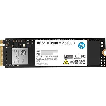 Hp 500GB EX900 M.2 PCIe 3.0 x4 NVMe 3D TLC NAND Internal 2YY44AA Ssd Harddisk