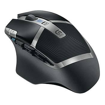 Logitech 910-003823 G602 Kablosuz Oyuncu Mouse Makrolu Delta Zero Sensör 14 Button