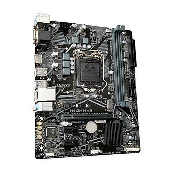 Gigabyte H410M H V2 2933mhz(OC) M.2 1200p mATX Anakart