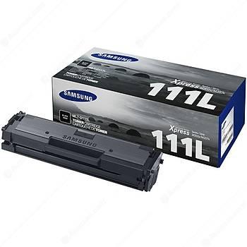 Samsung D111L Black Siyah 1.500 Sayfa Toner SU807A