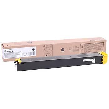 Sharp DX-25GTYA Yellow Sarý Orjinal Fotokopi Toneri DX-2500 7.000 Sayfa