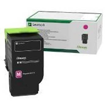 Lexmark 78C5XM0 5.000 Sayfa Magenta Kýrmýzý Toner CS421-521-622 CX421-522-622-625