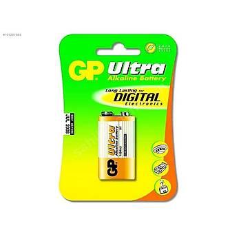 GP 9V Ultra Alkalin Pil Tekli Paket GP1604AU
