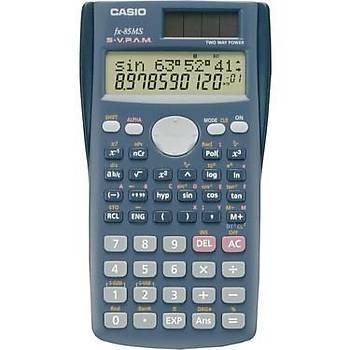 Casio FX-85MS 2. Versiyon Bilimsel Fonksiyonlu Hesap Makinesi