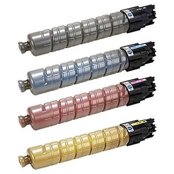 Ricoh MP C6003 Black Siyah Orjinal Fotokopi Toneri MP C4503-4504-5503-5504-6004 33.00 Sayfa