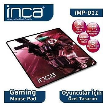 Inca IMP-011 Gaming Mouse Pad (KAUÇUK)