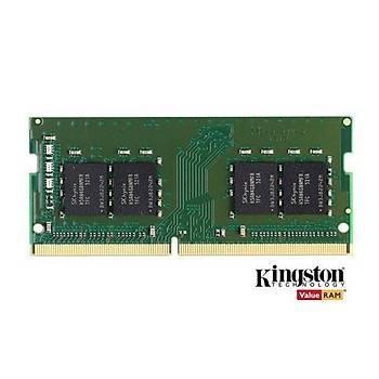 Kingston 4Gb 2666Mhz Ddr4 Cl19 Notebook Ram Kvr26S19S6-4 Notebook Ram