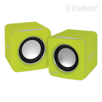 Arctýc S111 Bluetooth 1+1 Taþýnabilir Speaker ( Yeþil )