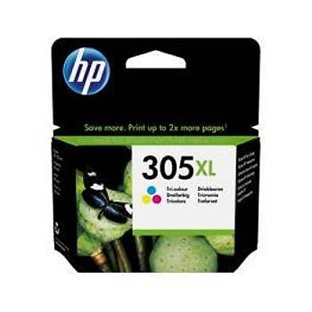 HP 305XL Color Renkli Kartuþ 3YM63AE