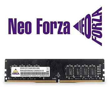Neoforza 8GB DDR4 2666MHZ CL19 Tek Modül NMUD480E82-2666EA10 Pc Ram