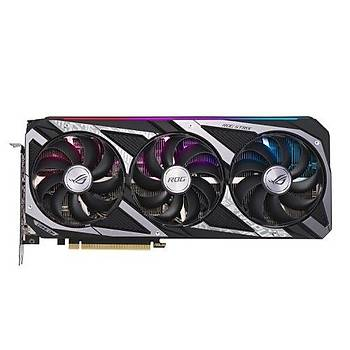 Asus GeForce RTX3060 OC ROG-STRIX-RTX3060-O12G-GAMING 12GB GDDR6 192Bit DX12 Gaming Ekran Kartý