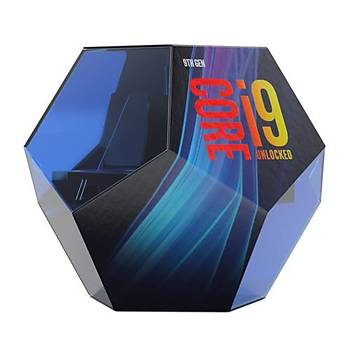 Intel Core i9  9900K 3.6 GHz 5.0 GHz 16M 1151p Fansýz