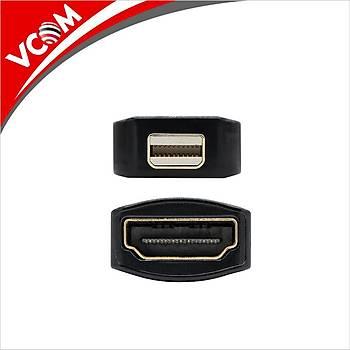 Vcom CA334 Mini Display Port Erkek Hdmi Diþi Çevirici
