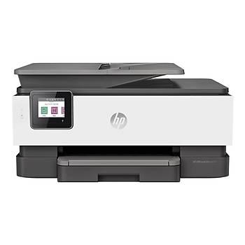 HP 1KR64B Officejet Pro 8023 Yazýcý-Tarayýcý-Fotokopi-Wifi Çok Fonksiyonlu Mürekkep Kartuþlu Yazýcý
