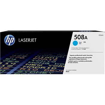 HP 508A Cyan Mavi 5.000 Sayfa Toner CF361A