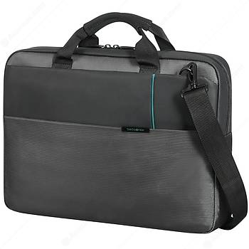 "Samsonite 16N-09-001 14.1""Antrasit Qibyte Notebook Çantasý"