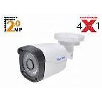 Averdigi Ad-523B 2mp 3.6mm 18 Smd Led Ahd Plastik Kasa Bullet Kamera