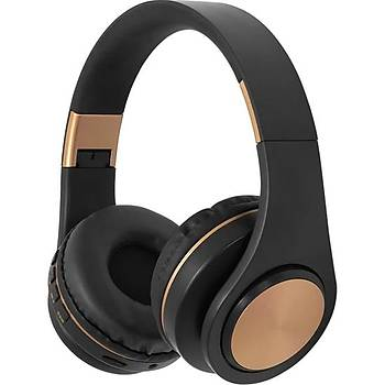 Frisby FHP-835BT Bluetooth Kulaküstü Kulaklýk Siyah