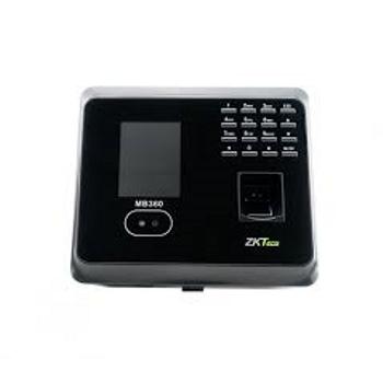 ZKTeco MB360 ID Yüz Tanýma PDKS Cihazý (TRFace100)