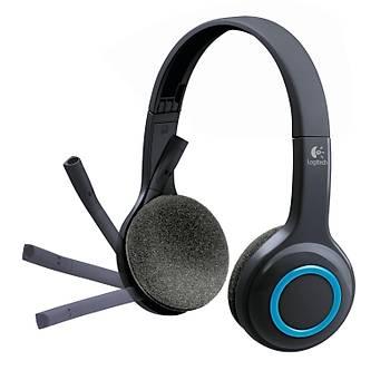 Logitech 981-000342 H600 Wireless Kablosuz Mikrofonlu Kulaklýk Kulaküstü
