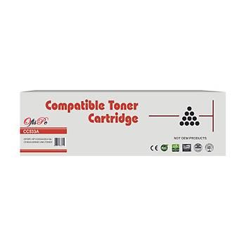 OfisPc Hp CC533A-CE413A-CF383A Kýrmýzý Üniversal Muadil Toner