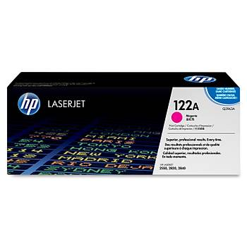 HP 122A Magenta Kýrmýzý 4.000 Sayfa Toner Q3963A