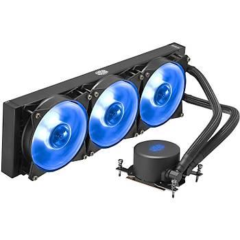 Cooler Master MLX-D36M-A20PC-T1 MasterLiquid ML360 AMD TR4 RGB Led Fanlý Ýþlemci Sývý Soðutma Kiti