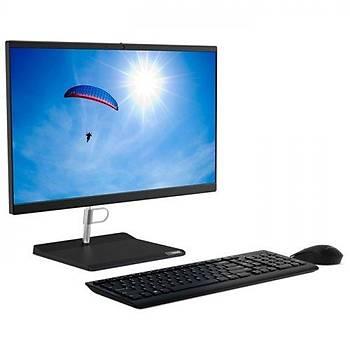"""Lenovo V50a-22IMB 11FN00ACTX i7-10700T 8GB 128GB M.2 SSD+1TB HDD 21.5"""" DVD-RW All In One Bilgisayar"""