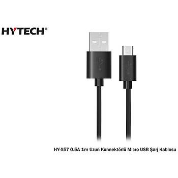 Hytech HY-X57 0.5A 20'li Poþet 1m Uzun Konnektörlü