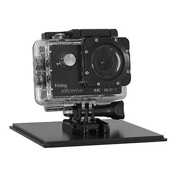 Frisby Fdv-3105b Action Kamera + Selfie Stick Aksiyon kamerasý