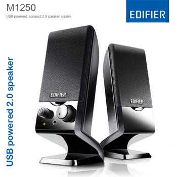 Edýfýer Multimedia Series m1250 1.2w Rms Usb Hoparlör Siyah