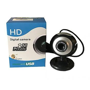 Osmart Cam W5 8MP Web Kamera
